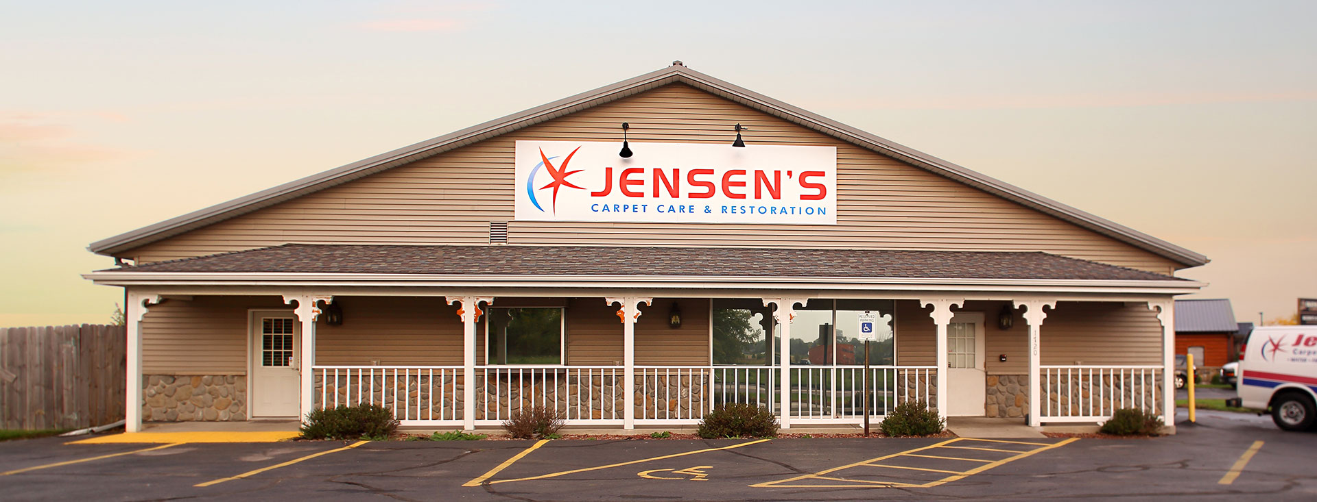 Contact Jensen's Carpet Care & Restoration