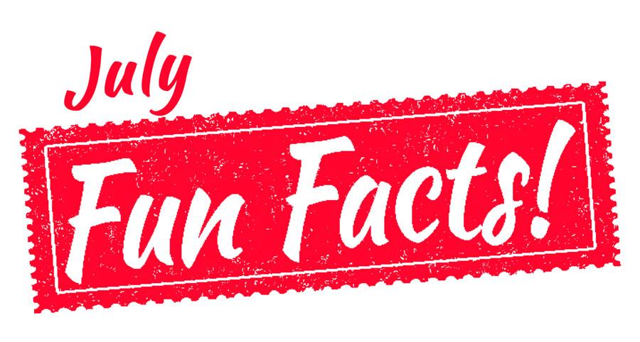 June Fun Facts!