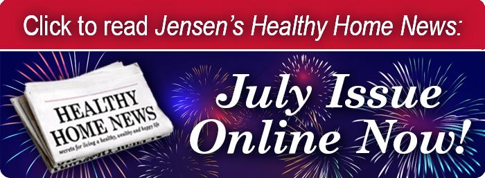 Click for Jensens July 2021 Newsletter